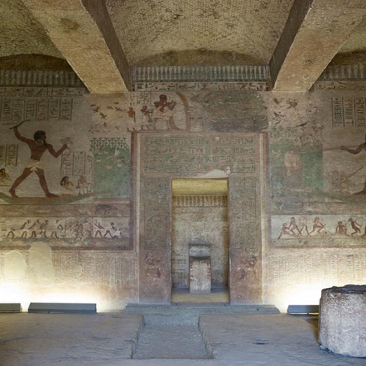 Kheity tomb