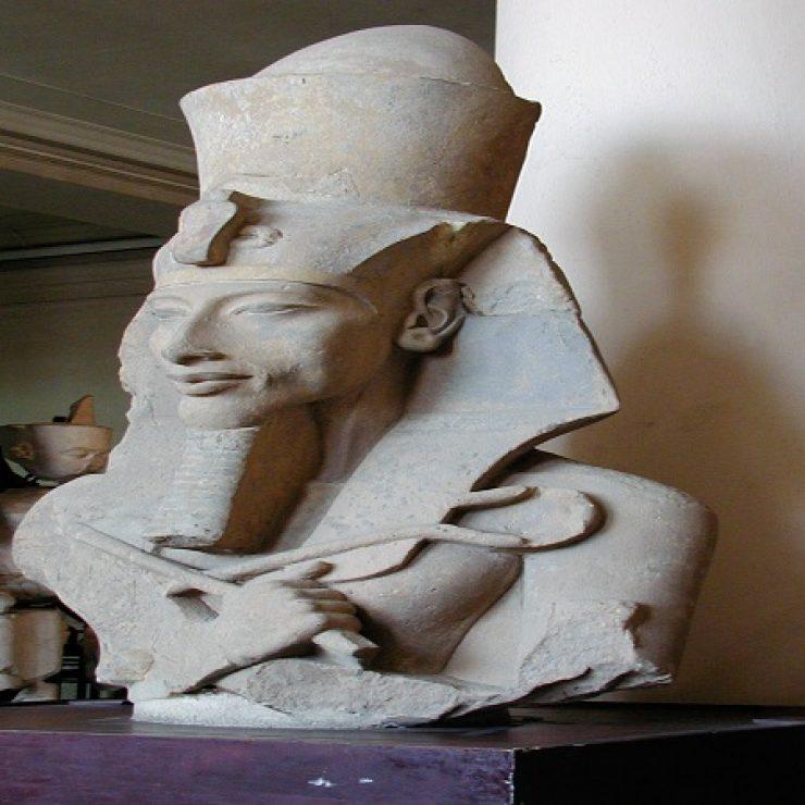 King Akhenaton