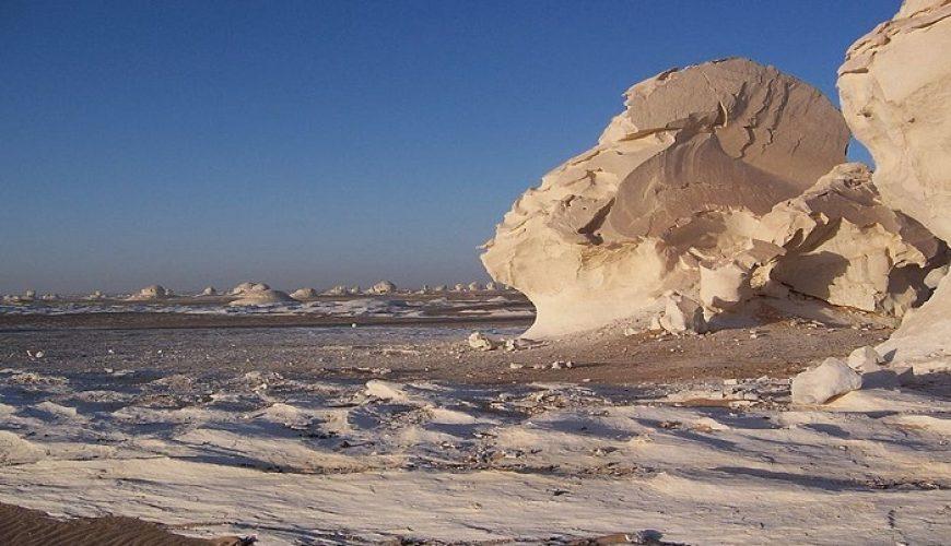 White Desert - Bahariya Oasis