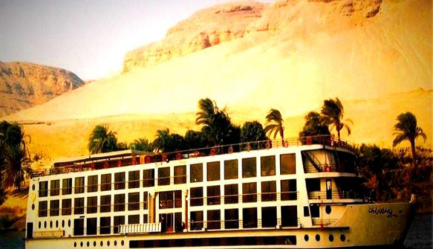MS Nile Dolphin Nile Cruise