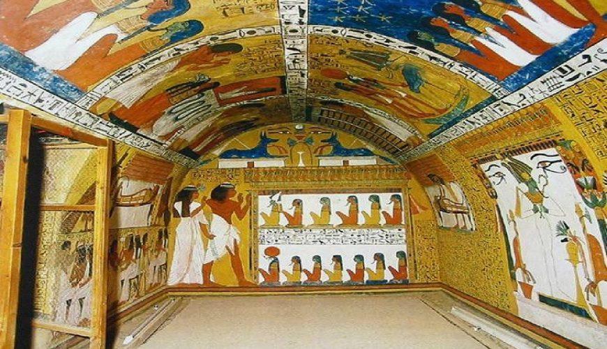 Sennedjem Tomb