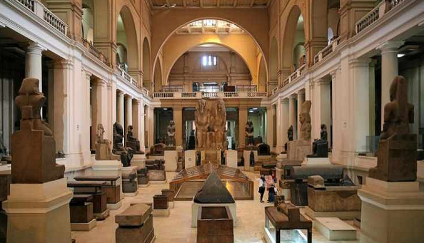 The-Egyptian-Museum